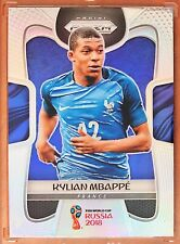 2018 Prizm SOCCER KYLIAN MBAPPE Rc Rookie Silver Refractor France!