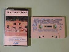 + K7 Audio - Musique de la 1ère région militaire Mont Valérien 8° Rgt Transm. +