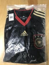 Adidas Germany 2010 Techfit Soccer Jersey World Cup New No Reserve ULTRA RARE