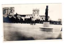 CA - SAN DIEGO CALIFORNIA RPPC Postcard 1915 PLAZA DE PANAMA EXPOSITION PARADE
