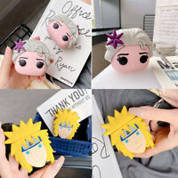 3D Case One Piece Cartoon Airpods Shockproof Earphone Cover For Airpods 1 2 3
