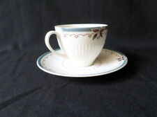 Royal Doulton. Old Colony. Coffee Cup And Saucer. TC1005. Made In England.