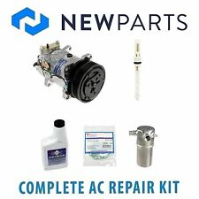 Volvo S90 97-98 Complete AC A/C Repair Kit With New Compressor & Clutch