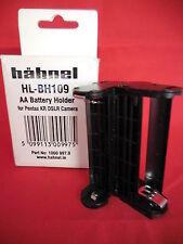 Soporte de baterías AA para cámaras réflex Pentax K-r y K-30  Hahnel HL-BH109