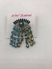 $38 Betsey Johnson evil eye pin  #882