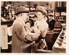 Ann Sheridan,Dennis Morgan,Shine on Harvest Moon 1944 8x10 original B/W Photo-E