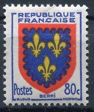 FRANCE TIMBRE NEUF N° 959 ** BLASON BERRI