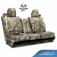 Coverking Neosupreme Realtree Xtra Camo Custom Seat Covers for Jeep Wrangler