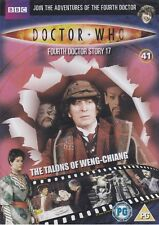 Doctor Who THE TALONS OF WENG-CHIANG file 41 chang tom baker saveOnp&p SEALED AM