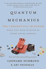 Quantum Mechanics: The Theoretical Minimum: By Susskind, Leonard, Friedman, Art