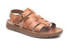 Bacco Bucci Sport - Cutter Sandals - Cognac - Men's 10 D