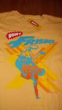 Mens 2XL Official (1 Sided) WHAM-O Frisbee Disc T-Shirt NEW with TAG