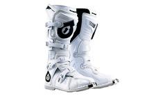 SIXSIXONE - Flight Boot, Size 8, WHITE