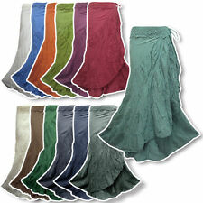 Full Length Cotton Wrap, Sarong Unbranded Skirts for Women