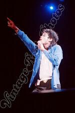 MICHAEL JACKSON Bad Tour, Torino, Italy 29 may 1988 - 34 Unpublished photos live
