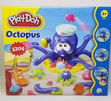 Brand New Hasbro Playdoh Octopus Set Fun Kids Toy + 320G Play Dough 20390 Rare