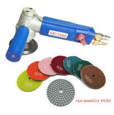 4500rpm Professional Pneumatic Water Sander Air Wet Sander Polisher 3inch