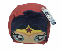 Justice League Wonder Woman Cubed Soft Plush Stuffed Cube With Tag
