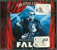 """FALCO """"The Final Curtain - The Ultimate Best Of"""" CD"""