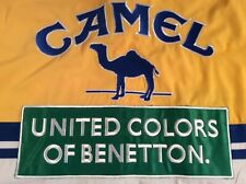 CAMEL BENETTON FORMULA 1 RACING TEAM Powered by FORD Team Shirt (M)