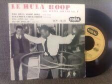 FRENCH EP Le Hula Hoop par THERESA BREWER Vol 4 - CORAL ECV 18.123