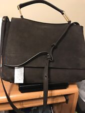 Gianni Chiarini Firenze Brown Suede Purse