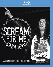 Scream For Me Sarajevo [New Blu-ray] Explicit