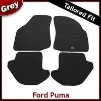 FORD PUMA 1997-2002 Tailored Carpet Car Floor Mats GREY