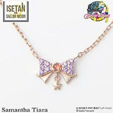 New Sailor Moon x Isetan Samantha Tiara Ribbon Sailor Mars Necklace Japan