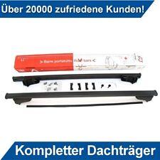 Für Mitsubishi ASX 5-Tür ab 10 Stahl Dachträger an Integrierte Relinge kpl GS7