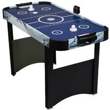 """New listing Air Hockey Table Electronic Scoring Kids Fun Play Indoor Game Room Arcade 48"""""""