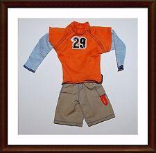 Ken  - Doll Clothes Set  - Mattel - Fashionista, Fashion Avenue, Lot 313