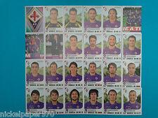 Figurine Calciatori Panini 2011-12 Fiorentina completo