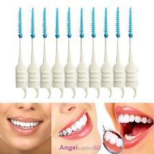 200 Sticks Elina med Zahnseide Sticks Zahnpflege Zahnreinigung Dental floss