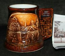 More details for yarmouth pottery fishermens hospital 300 years  limited edition mug 48/300