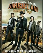 Zombieland: Double Tap (DVD,2019) NEW<<<PRE-ORDER>>> SHIPS ON 01/21/2020