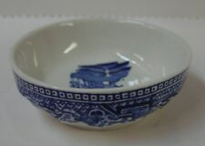 """Wood & Sons WILLOW BLUE Butter Pat  (3"""") BEST More Items Available"""