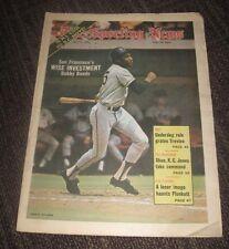 1973 Bobby Bonds - The Sporting News Magazine - SF Giants - No Label July