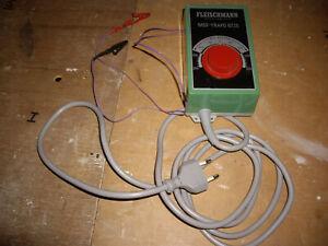 Fleischmann MSF Transformator (6735) gebraucht aber funktioniert, nur Analog.