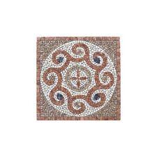 Rosoni rosone mosaico in marmo su rete per interni esterni 66x66 MAJORCA 66.47