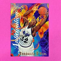 1995-96 Fleer Flair Anticipation #7 of 10 Shaquille O'Neal