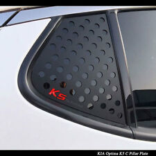 C-PILLARS MOLDING  PLATE MOULDING COVER SET 2PCS FOR 2011-15 KIA OPTIMA K5