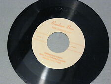 """BURNHAM BROTHERS"" VARMINT/PREDATOR CALLING-45rpm Record-HUNTING FOX COYOTE CATS"