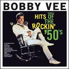 BOBBY VEE - SINGS HITS OF THE ROCKIN' 50'S (NEW SEALED CD)