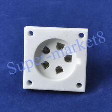 8PCS 5Pin Ceramic Tube Socket Aa Ba Be Cd Ce Da P5A