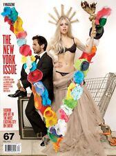 V Magazine,LADY GAGA,MARIO TESTINO,Marc Jacobs,Nicola Formichetti,Woody Allen