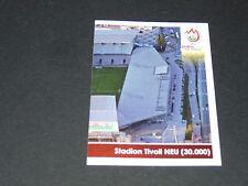 N°23 STADION TIVOLI INNSBRUCK PART 2 ÖSTERREICH PANINI FOOTBALL UEFA EURO 2008