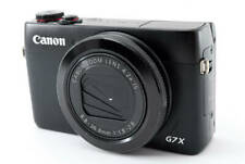 Canon PowerShot G7 X 20.2MP Digital Camera Black