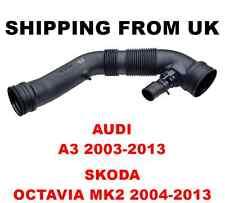 Manguera de tubo de admisión de Filtro de aire Audi A3 SKODA OCTAVIA MK2 1.6 75KW 102HP 1K0129684AE