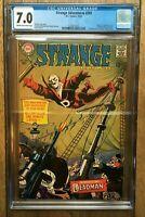 Strange Adventures #205 1st Appearance + Origin of Deadman 1967 CGC 7.0